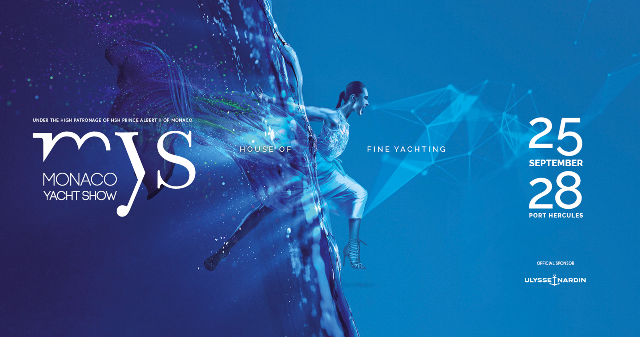Image result for monaco yacht show 2019 logo